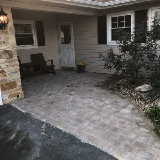 Matawan Pavers after